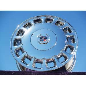 Cadillac Deville Set of 4 genuine factory 16inch chrome