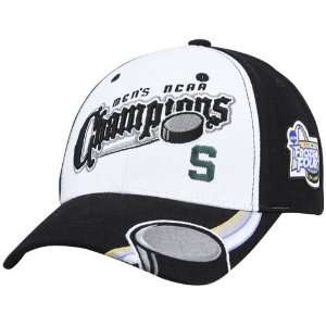 the World Michigan State Spartans Two Tone 2007 NCAA Hockey Champions