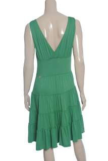 NEW Studio M Sleeveless Tiered Dress Sz L $70