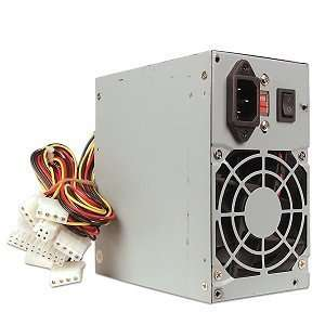 Max Power 450 Watt 20 pin ATX Power Supply Electronics