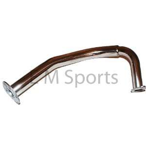 Gy6 Scooter Moped Bike Exhaust Header Pipe 50cc
