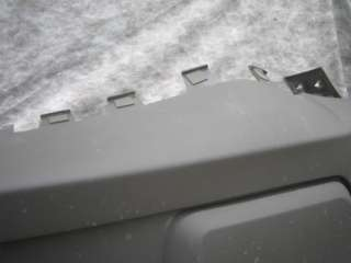 CHEVY AVALANCHE FRONT BUMPER COVER OEM 03 04