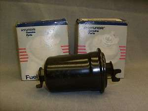 HYUNDAI GENUINE PARTS FUEL FILTER #31910 33601