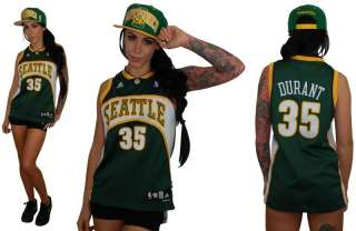SEATTLE SUPERSONICS SWINGMAN AWAY NBA JERSEY YOUTH KIDS BOYS L