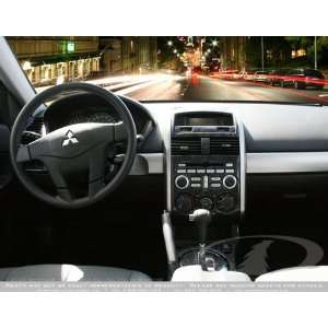 MITSUBISHI GALANT 2009 Interior Wood Dash Trim Kit 19pcs