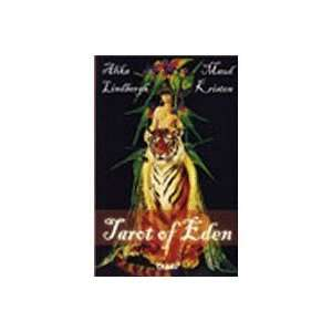 Tarot of Eden Deck and Book Set Toys & Games