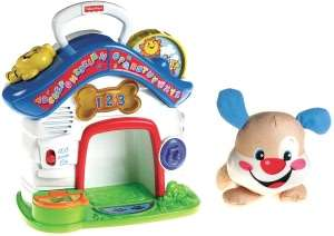 Fisher Price Laugh & Learn Puppys Playhouse by Fisher Price Brands
