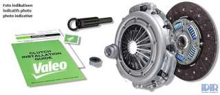 Clutch Kit Valeo Ford Maverick (UDS,UNS) 2.7 TD 1996 1998 Valeo
