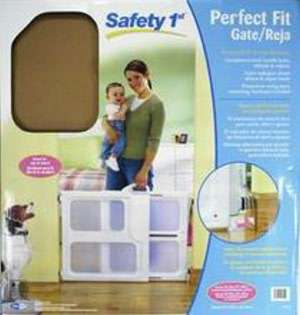 Dorel Juvenile Safety 1st Perfect Fit Gate by Dorel