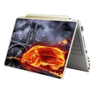 Bundle Monster Laptop Notebook Skin Sticker Cover Art