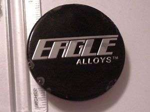 EAGLE ALLOYS wheel center cap 2 1/2 dia p/n 138