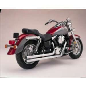Vance And Hines Longshots Perfomance Exhaust System For Suzuki VL1500