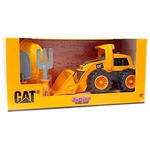 Kettler CAT 14 Inch Loader W / Access   Junior Collection