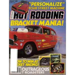 Popular Hot Rodding magazine (January, 1980) Cameron Benty Books