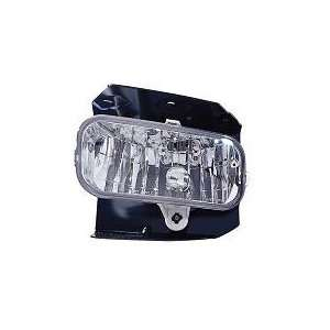 Ford F150 (XL/XLT/LARIAT) Replacement Fog light Assembly