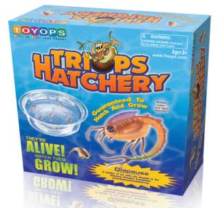 Triops Hatchery Kids Educational Growing Toy Kit