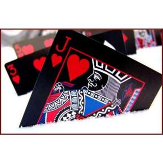 Black Spider Deck   Bicycle Playing Cards, Magic Trick