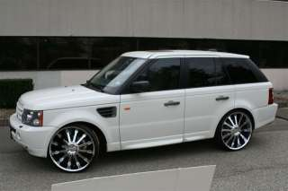 22 Inch Land Range Rover HSE Chrome Wheels Rims 5x120