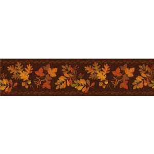 Thanksgiving Decorations   Fall Leaves Table Runner Toys & Games