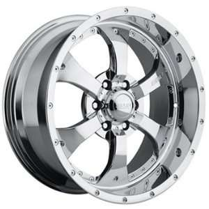 BMF Novakane 20x10 Chrome Wheel / Rim 6x135 with a  19mm Offset and a