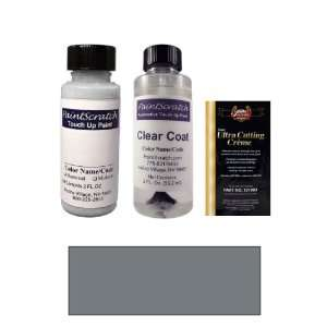 Gray Metallic Paint Bottle Kit for 2006 BMW 7 Series (472) Automotive