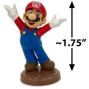 Mario ~1.75 Mini Figure [Super Mario Choco Egg Mini