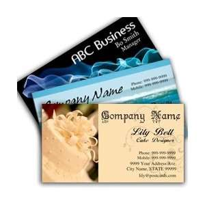 Full Color Glossy Business Cards (100 qty) Free Uploads