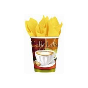 Cafe Latte Paper Cups Case Pack 3