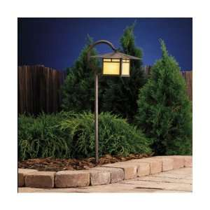 Kichler 15365CV Canyon View Lantern Path Light Patio