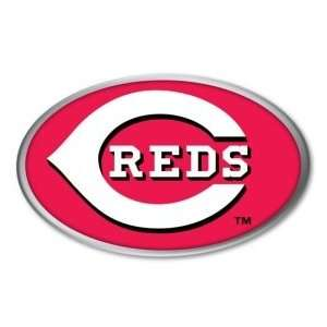 Cincinnati Reds Color Auto Emblem
