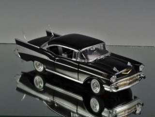 Danbury Mint Die cast car 1957 Chevy Chevrolet Bel Air Sport Coupe