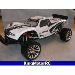 King Motor T2000 4wd Monster Truck 1/5 Scale 30.5cc Engine