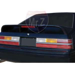 Mustang Custom Spoiler Hatchback Cobra Style (Unpainted) Automotive