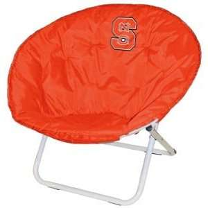 North Carolina State Wolf Pack Sphere Chair