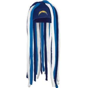 San Diego Chargers Dreadlock Knit Hat