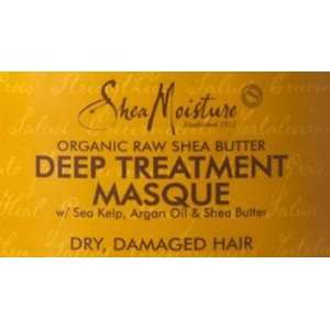 Shea Moisture Organic Raw Shea Butter Deep Treatment Masque Beauty