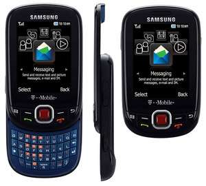 NEW unlocked Samsung SGH T359 Black T Mobile QWERTY keyboard gps