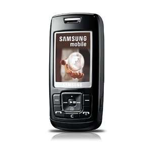 Samsung E251 Unlocked Phone with GSM, Bluetooth, and USB