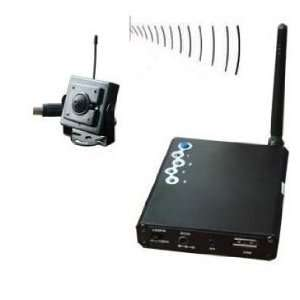 High Resolution Wireless USB Spy CCD Camera Everything