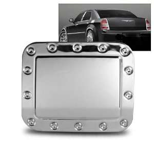 05 08 Chrysler 300 300C ABS Chrome Gas Tank Handle Cover