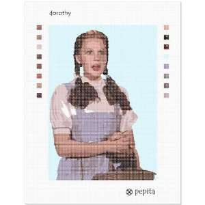 Dorothy Needlepoint Canvas Arts, Crafts & Sewing