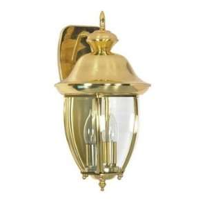 Nuvo Lighting   New Haven   Two Light Outdoor Wall Lantern   New Haven
