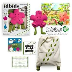 Lola Plush Flower Eco friendly Kit from Idbids Toys & Games