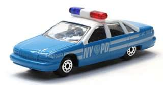 Maisto Chevrolet Chevy Caprice NYPD Police Car