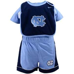 Nike North Carolina Tar Heels (UNC) Infant 3 Piece Set