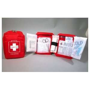 Foldout First Aid Kit (case w/supplies)   Style 911 91901 11100