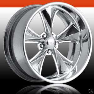 18 FOOSE Nitrous II Wheels & TIRES 2 Piece Forged