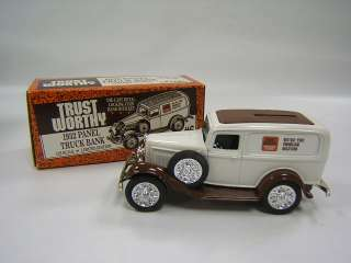 Ertl 1932 Ford Panel Truck Trustworthy Hardware #6 ltd
