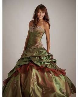 Sweetheart Quinceanera Dresses Bridal Gowns Prom dress*Formal gown