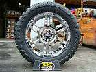 20 Fuel Off Road Hostage Black Nitto Trail Grappler 35x12.50R20 35